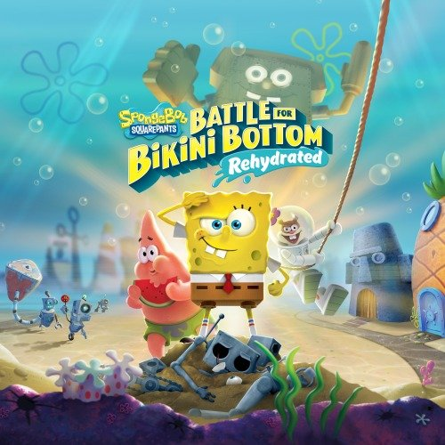 SpongeBob SquarePants: Battle for Bikini Bottom - Rehydrated 1201
